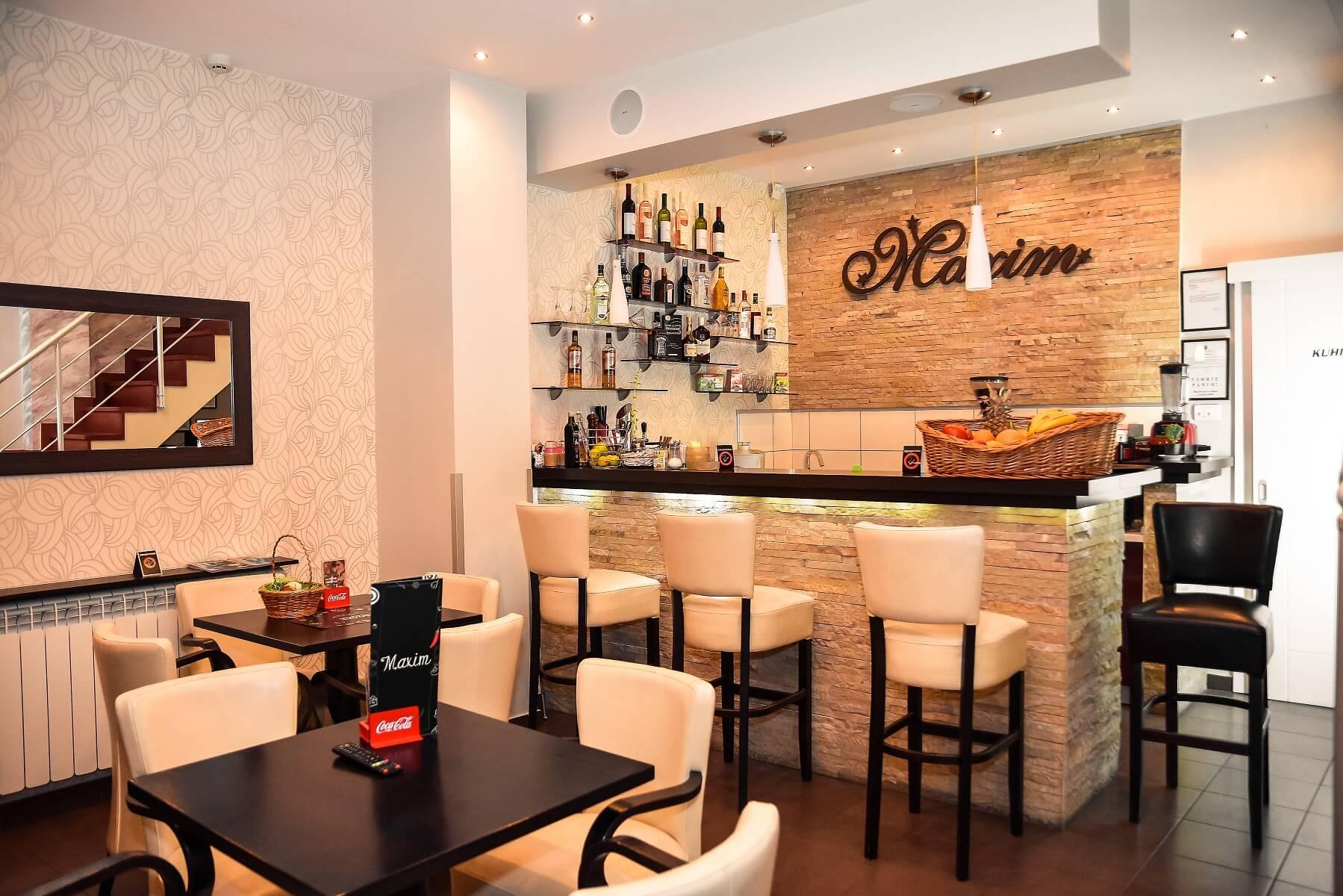 Caffe bar Maxim - u-Beogradu.com